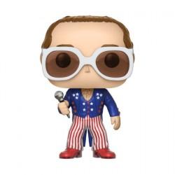 Figurine Pop Music Patriotic Elton John (Rare) Funko Boutique Geneve Suisse