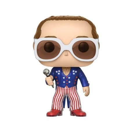 Figur Pop Music Patriotic Elton John (Rare) Funko Geneva Store Switzerland