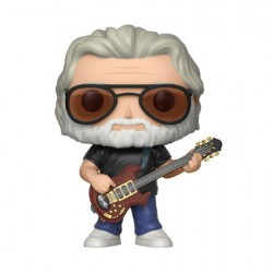 Figurine Pop Rocks Series 3 Jerry Garcia Funko Boutique Geneve Suisse