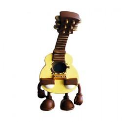 Figur Bent World Beats Unplugged Tour Version by MAD (Jeremy Madl) Kidrobot Designer Toys Geneva