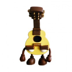 Figur Bent World Beats Unplugged Version by MAD (Jeremy Madl) Kidrobot Geneva Store Switzerland