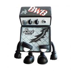 Figuren Bent World Beats Ampd Tour Version von MAD (Jeremy Madl) Kidrobot Designer Toys Genf