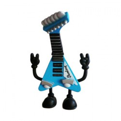 Figuren Bent World Beats Da Jam Studio Version von MAD (Jeremy Madl) Kidrobot Genf Shop Schweiz