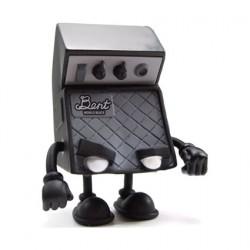 Figuren Bent World Beats Ampd Studio Version von MAD (Jeremy Madl) Kidrobot Designer Toys Genf