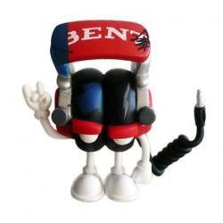 Figuren Bent World Beats Thumper Tour Version von MAD (Jeremy Madl) Kidrobot Designer Toys Genf