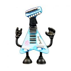 Figuren Bent World Beats Da Jam Tour Version von MAD (Jeremy Madl) Kidrobot Designer Toys Genf