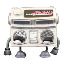 Figuren Bent World Beats Boomer Tour Version von MAD (Jeremy Madl) Kidrobot Designer Toys Genf