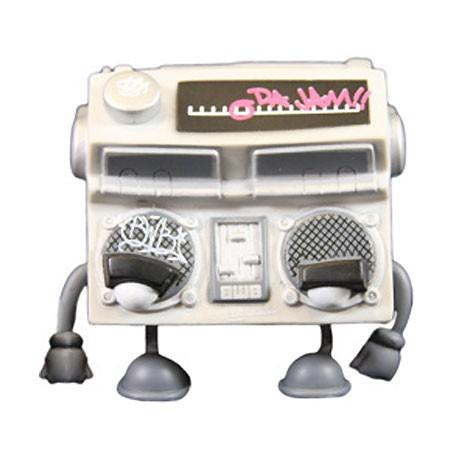 Figurine Bent World Beats Boomer Tour Version par MAD (Jeremy Madl) Kidrobot Boutique Geneve Suisse