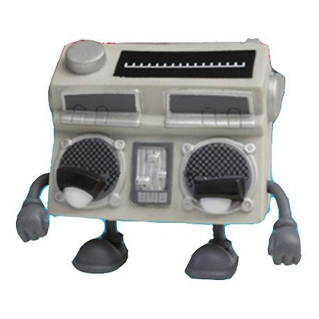 Figurine Bent World Beats Boomer Studio Version par MAD (Jeremy Madl) Kidrobot Boutique Geneve Suisse