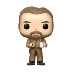 Figurine Pop TV Stranger Things Hopper Chase Funko Boutique Geneve Suisse