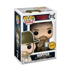 Figurine Pop TV Stranger Things Hopper Chase Edition Limitée Funko Boutique Geneve Suisse