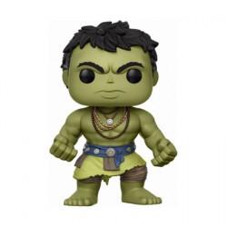 Figurine Pop NYCC 2017 Thor Ragnarok Casual Hulk Edition Limitée Funko Boutique Geneve Suisse