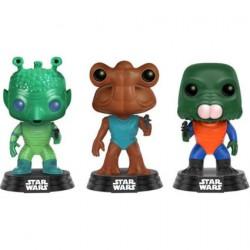 Figuren Pop Star Wars Greedo, Hammerhead, Walrus Man Limitierte Auflage Funko Figuren Pop! Genf