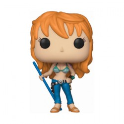 Figurine Pop Anime One Piece Series 2 Nami Funko Boutique Geneve Suisse