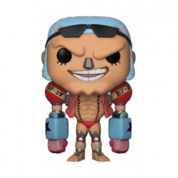 Figurine Pop Anime One Piece Series 2 Franky Funko Boutique Geneve Suisse