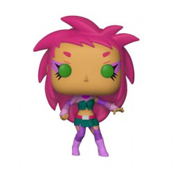 Figurine Pop DC Teen Titans Go The Night begins to Shine Starfire (Rare) Funko Boutique Geneve Suisse
