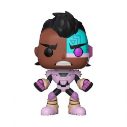 Figurine Pop DC Teen Titans Go The Night begins to Shine Cyborg Funko Boutique Geneve Suisse