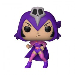 Figurine Pop DC Teen Titans Go The Night begins to Shine Raven Funko Boutique Geneve Suisse
