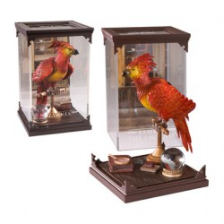 Figurine Harry Potter Magical Creatures No 8 Fawkes Noble Collection Boutique Geneve Suisse