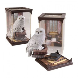 Figurine Harry Potter Magical Creatures No 1 Hedwig Noble Collection Boutique Geneve Suisse