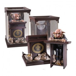 Figuren Harry Potter Magical Creatures No 10 Gringotts Goblin Noble Collection Genf Shop Schweiz