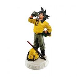 Figurine Dragon Ball Z cultures Metalic Son Goku Special Color Edition Banpresto Boutique Geneve Suisse