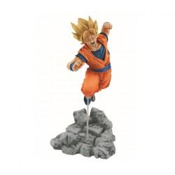 Figurine Dragon Ball Super Soul x Soul Super Saiyan Goku Funko Précommande Geneve