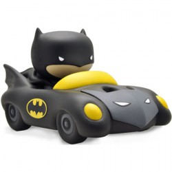 Figuren Sparbüchse DC Comics Chibi Batman und Batmobile Plastoy Genf Shop Schweiz