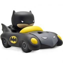 Figurine Tirelire DC Comics Chibi Batman et Batmobile Plastoy Boutique Geneve Suisse