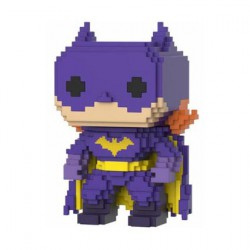 Pop DC Justice League Flash Silhouette Phosphorescent Edition Limitée