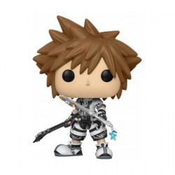 Figurine Pop Kingdom Hearts Sora Gear Edition Limitée Funko Boutique Geneve Suisse