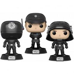 Figuren Pop Star Wars Gunner, Officer & Trooper Limitierte Auflage Funko Figuren Pop! Genf