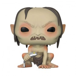 Figurine Pop Movies Lord of the Rings Gollum Edition Limitée Chase Funko Précommande Geneve
