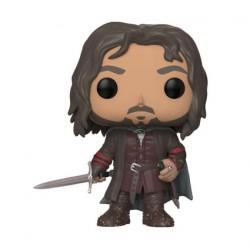 Figurine Pop Le Seigneur des Anneaux Aragorn (Rare) Funko Boutique Geneve Suisse