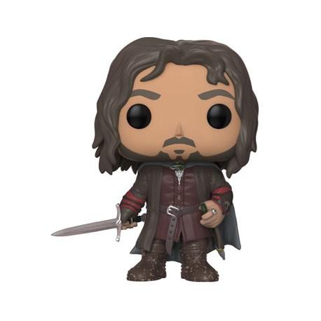 Figurine Pop Le Seigneur des Anneaux Aragorn Funko Boutique Geneve Suisse