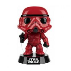 Figurine Pop Star Wars Red Stormtrooper Edition Limitée Funko Boutique Geneve Suisse