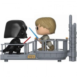 Figurine Pop Star Wars Moments Darth Vader et Luke Edition Limitée Funko Boutique Geneve Suisse