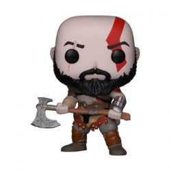 Figur Pop Games God of War Kratos (Vaulted) Funko Geneva Store Switzerland
