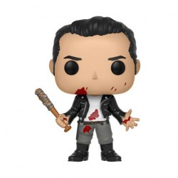 Figurine Pop TV The Walking Dead Clean Shaven Negan Funko Boutique Geneve Suisse