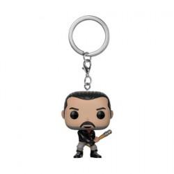 Figurine Pop Pocket Porte-clés The Walking Dead Negan Funko Boutique Geneve Suisse