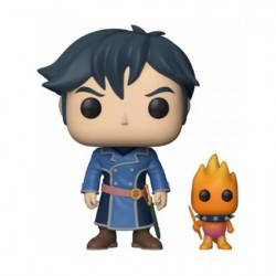 Figur Pop Games Ni No Kuni Roland with Higgledy Funko Geneva Store Switzerland