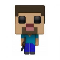 Figuren Pop Games Minecraft Steve (Rare) Funko Genf Shop Schweiz