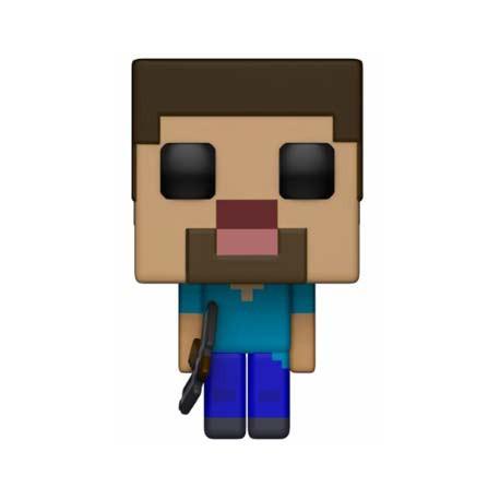 Figuren Pop Games Minecraft Steve Funko Genf Shop Schweiz