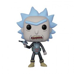Pop Rick & Morty Prison Escape Rick (Rare)