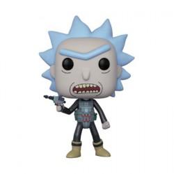 Figurine Pop Rick & Morty Prison Escape Rick (Rare) Funko Boutique Geneve Suisse