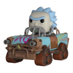Figurine Pop Rick & Morty Mad Mad Rick Funko Boutique Geneve Suisse