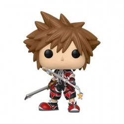Pop Kingdom Hearts Sora Gear Edition Limitée