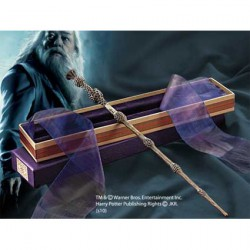 Figurine Harry Potter Dumbledore Baguette Magique Noble Collection Boutique Geneve Suisse