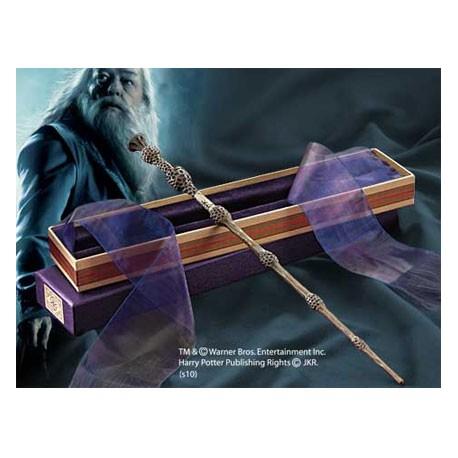 Figur Harry Potter Dumbledore Wand Noble Collection Geneva Store Switzerland