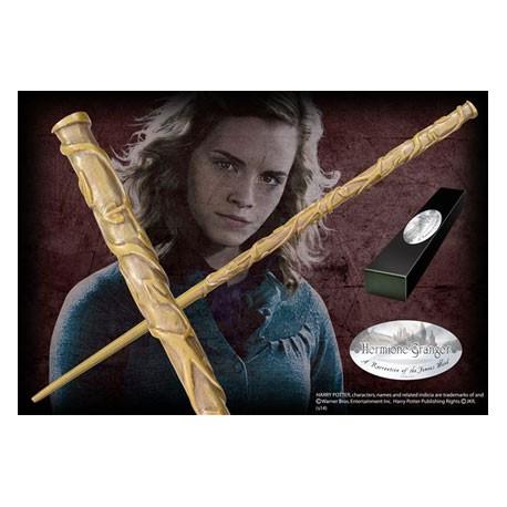 Figurine Harry Potter Hermione Granger Baguette Magique Noble Collection Boutique Geneve Suisse